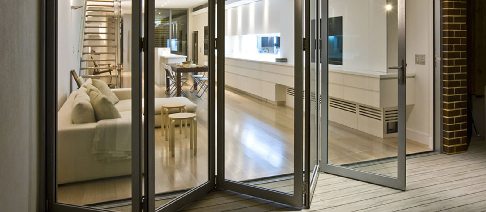Bi-Folding Doors Leicestershire