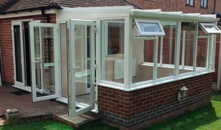 Conservatories Leicester