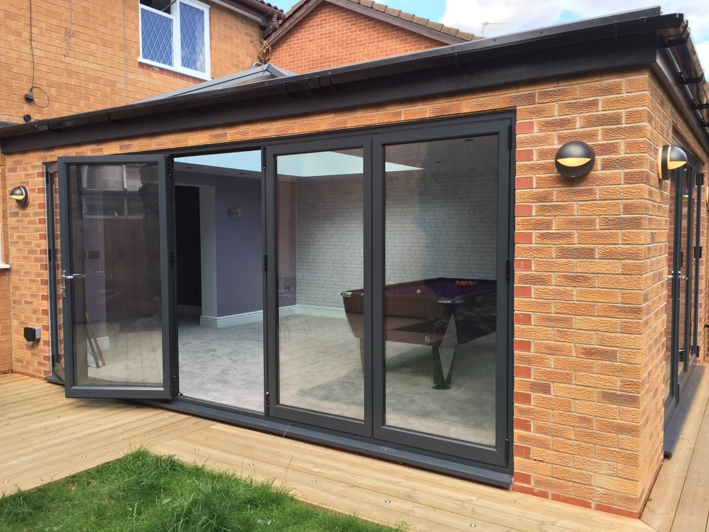 Orangeries Leicester Double Lantern Roof Affordable