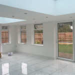 Orangery Lantern Glass Roof Design