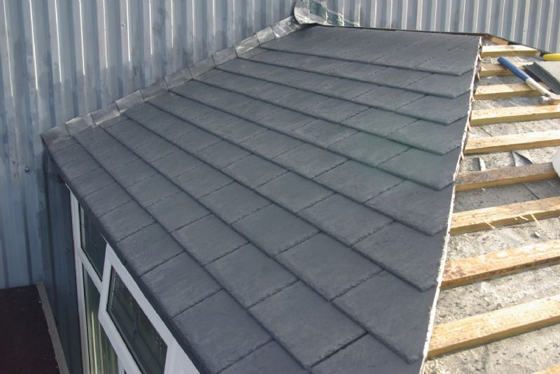 Super Light Weight Tiled Roof Affordable Home Improvements