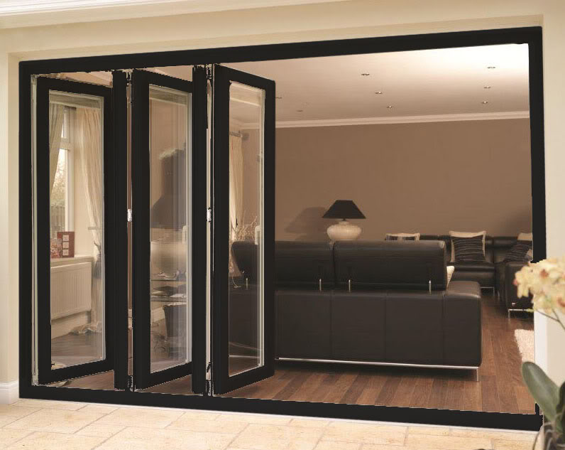 Aluminium Bi-Folding Door Specialists | Affordable Home Improvements
