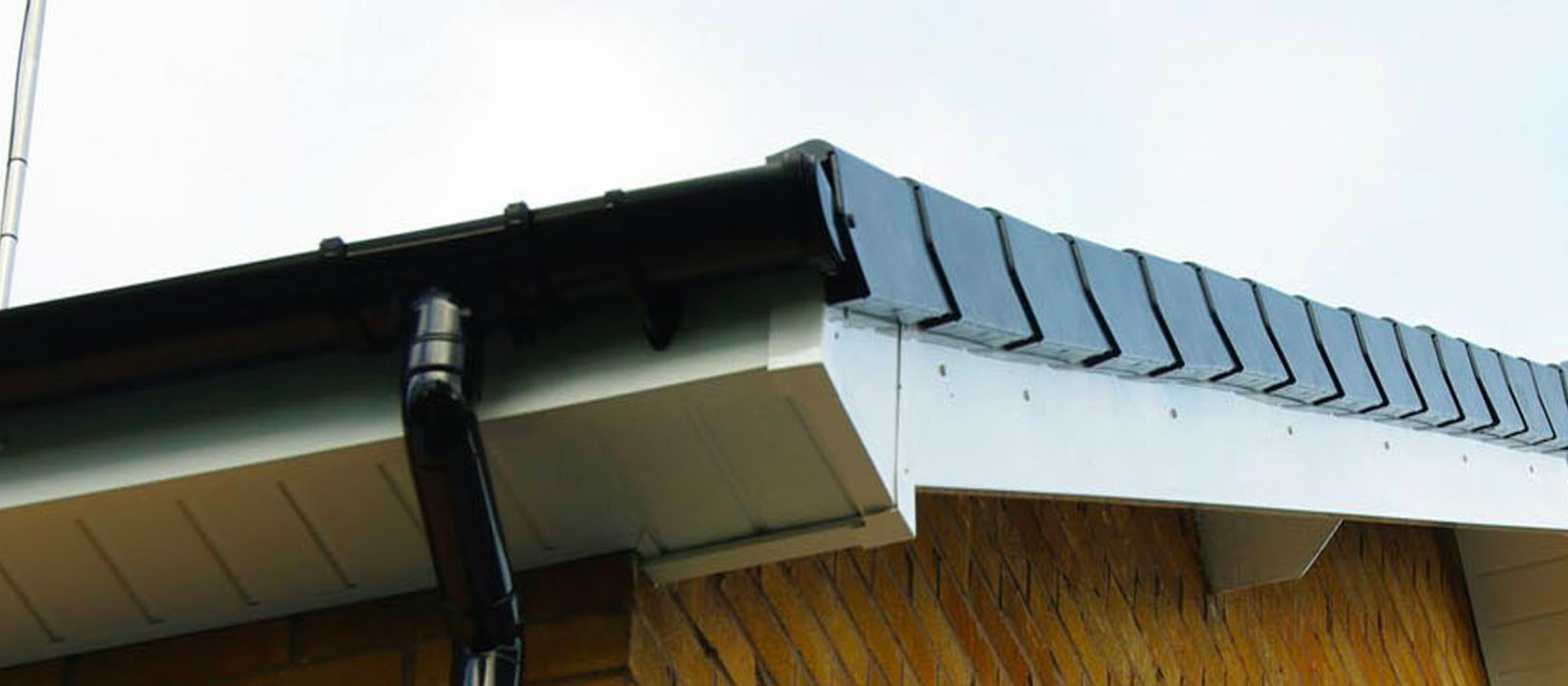 Fascia's, Soffits & Guttering Leicestershire