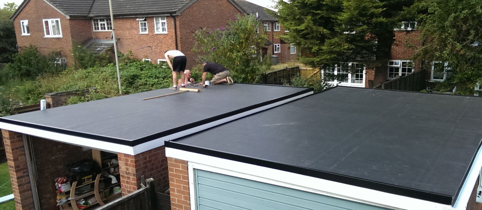 Rubber Roof Professionals Leicester